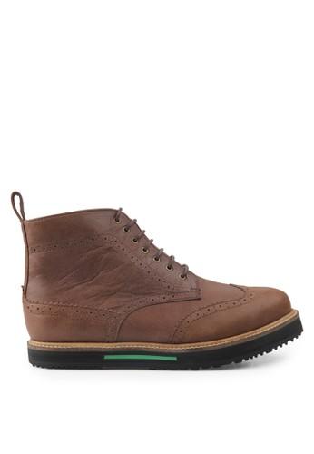 S.Baldo brown Nick Casual Boots SB324SH53OJQID_1