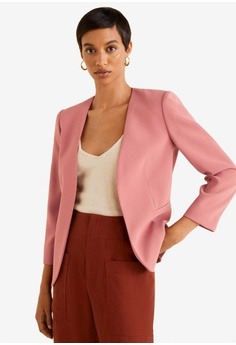 efa026699c Shop MANGO Blazers for Women Online on ZALORA Philippines