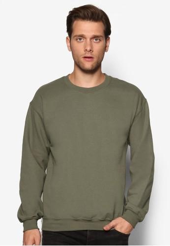羅紋圓領長袖衫、 服飾、 服飾RiverIsland羅紋圓領長袖衫最新折價