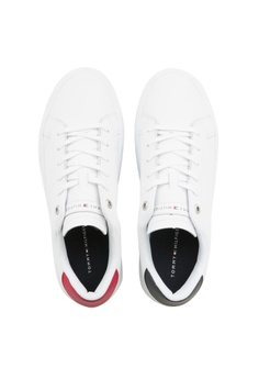03f89d4fa2 Tommy Hilfiger Essential Leather Cupsole Sneakers Php 7,250.00. Sizes 41 42  43
