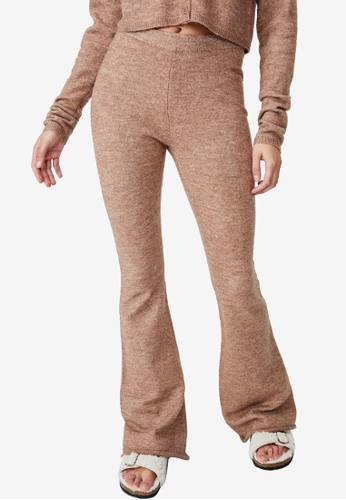 Cotton On 褐色 再生Match 後褲 F2E5EAA60CFBEDGS_1