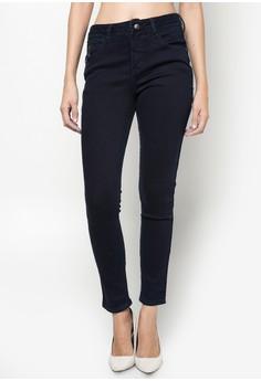 Ladies Regular Rise Ultra Skinny Slim Pants