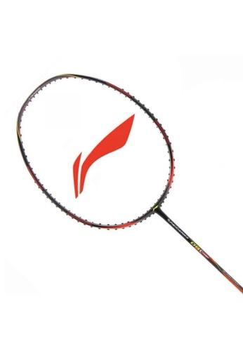 Li-Ning black and red Li-Ning Racquet Turbo Charging 08C CC031SE619620EGS_1