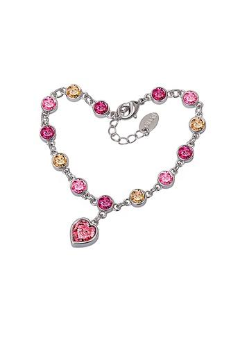OUXI pink OUXI Life Love bracelet OU821AC29TNEMY_1