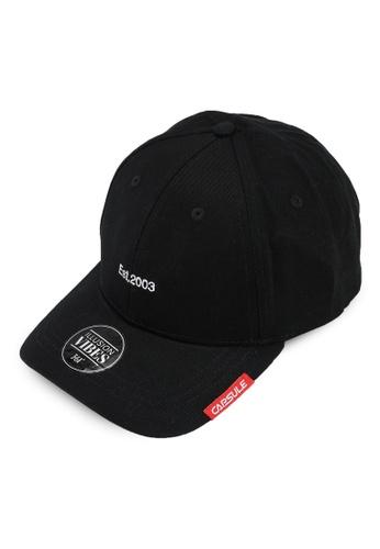 361° black Sports Life Sports Cap 84D6FAC15E1088GS_1