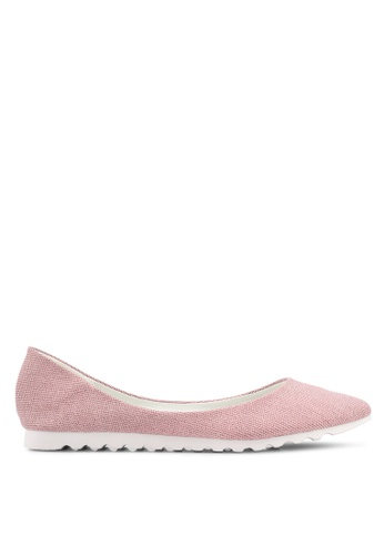 BETSY pink Ballerinas EB909SH57A8823GS_1