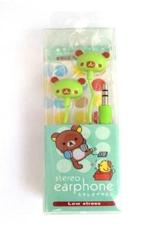 Bear Earphones