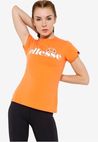 ellesse orange Hayes Tee Shirt BB3CCAA04E0498GS_1