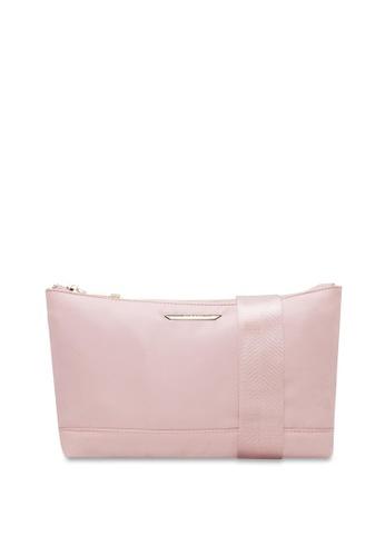 VINCCI pink Shoulder Bag D120CACAC95B65GS_1