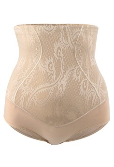 Perfect Shapewear - Body Shaping Higher Power Breathable Mid Thigh Panty