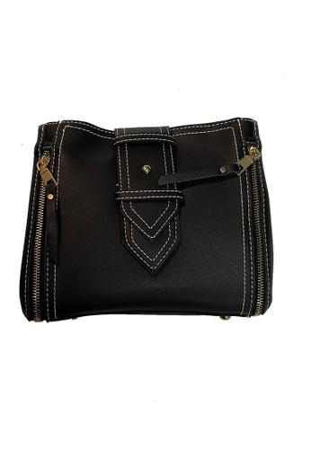 Lara black Women's Black Color Crossbody Bag 4222AAC04EF2F2GS_1