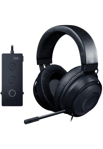 Razer Razer Kraken Tournament Edition: THX Spatial Audio - Full Audio Control - Cooling Gel-Infused Ear Cushions- Black 2AAB7ESC110BB1GS_1