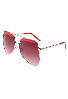 Aviator Sunglasses - Pink
