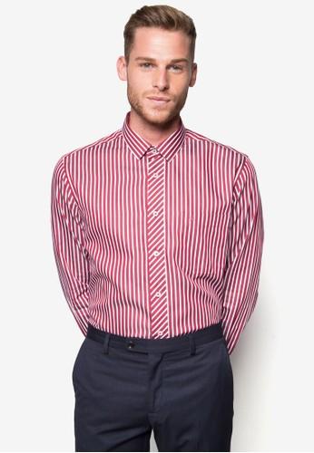 條紋商務襯衫, 服飾, esprit hk store襯衫