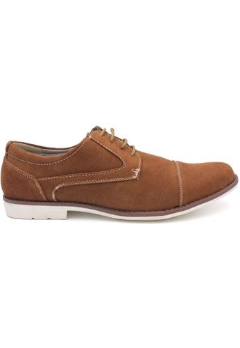midzone brown SCORPION Suede Leather Sneaker 7ADB9SHE94276BGS_1