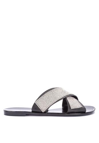 ALDO black Shimura Sandals F5669SH4A9B4F0GS_1