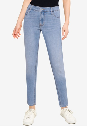 Old Navy blue Light Wash Skinny Jeans 5B6F7AAFF366FCGS_1