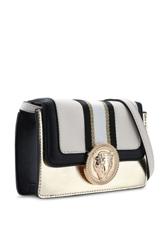 36860045385c 20% OFF River Island Lion Crossbody Bag RM 135.00 NOW RM 108.00 Sizes One  Size