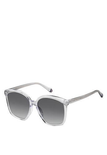 Tommy Hilfiger black 1669/S Sunglasses E569FGL3CBC3F5GS_1