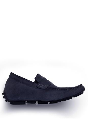 Keeve navy Keeve Shoes Peninggi Badan Formal 141- Navy 0A47ASH2ED2A3EGS_1