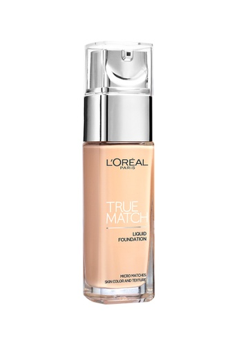 L'Oréal Paris beige L'Oreal Paris True Match Liquid Foundation SPF16 [#N1 Nude Ivory] LO618BE39NRSMY_1