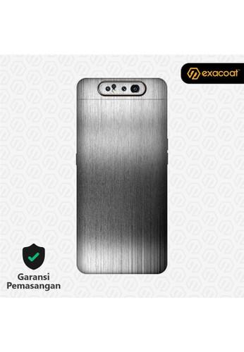 Exacoat Galaxy A80 3M Skins Titanium Series - Titanium Onyx DEC56ES5CDA4BEGS_1
