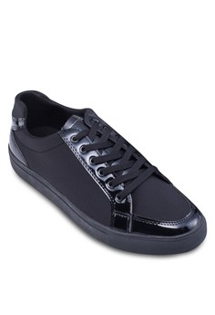 Contrast Lace Up Sneakers