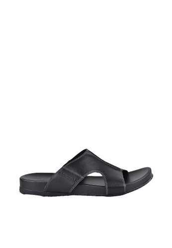 Obermain black Obermain Gray Slip On In Black 3179DSH1E96D33GS_1