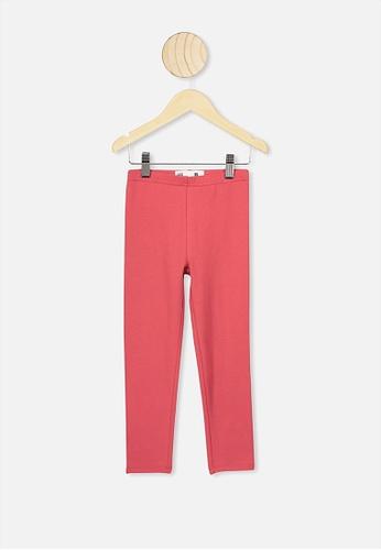 Cotton On Kids red Huggie Tights 551B7KA049911CGS_1