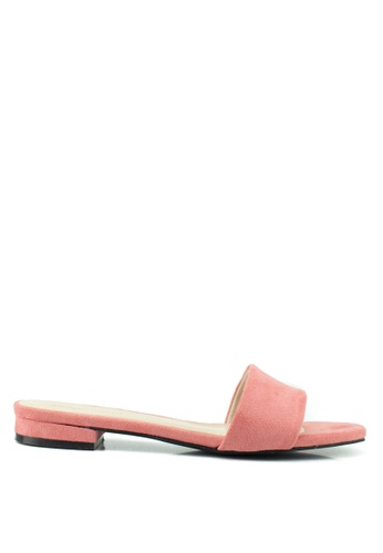 Nelissa Hilman pink Sakura Slider NE711SH0RKASMY_1