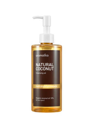 label.m white Aromatica Natural Coconut Cleansing Oil 300ML 018C0BE29128F3GS_1