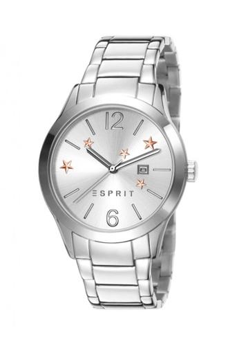 Buy Esprit Esprit Lizzie Watch Bracelet Set Silver Online On