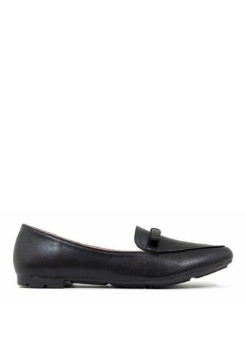 Carlo Rino black Carlo Rino 33320-C030-08 Slip-on Flats C38C0SH6F9034BGS_1