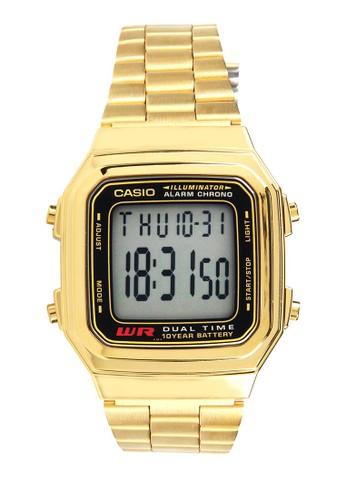 Casio black Casio Watch A178Wga-1Adf-Id 0869DAC83B8646GS_1