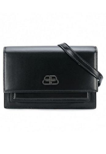 BALENCIAGA black Balenciaga Sharp Xs Waist Bag in Black 83BBDACCC3FD9EGS_1