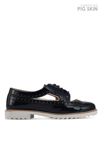 BETSY blue Classic Lace Up Derby 72058SH7071968GS_1