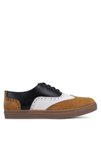 ACUTO multi Leather Sneakers 1E259SHC346C91GS_1