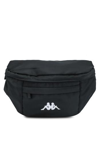 Kappa black Kappa Authentic Waist Bag 9585CAC69E0B55GS_1