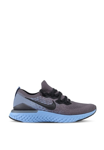 new arrival 42511 16483 Nike Epic React Flyknit 2 Men's Running Shoes