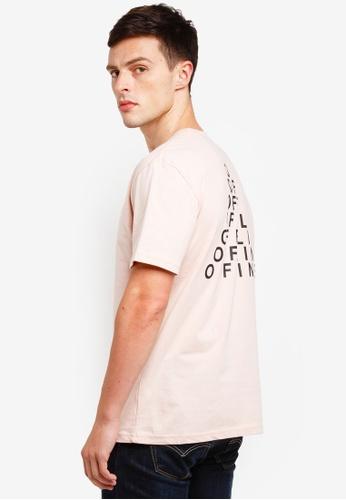 Factorie 多色 Graphic T Shirt 8F2D0AA603B839GS_1
