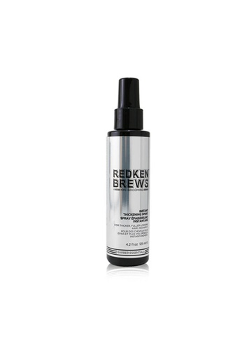 REDKEN REDKEN - Brews Instant Thickening Spray (For Thicker, Fuller-Looking Hair , Instantly) 125ml/4.2oz 09351BE38F26BEGS_1