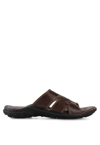 MARC & STUART Shoes brown Genio 3 MA456SH51GLGID_1