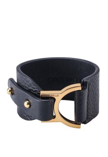 Coccinelle black Arlettis Cuff Bangle 81595ACE2C9C7AGS_1