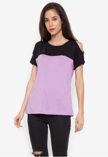 moondaze purple Contrast Color Top FECD8AAAE6A2DBGS_1