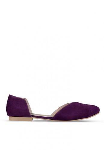 julia'r purple Alanis Julia'r Shoes 0BF6ESHA6237BCGS_1