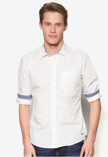 Woven Long Sleeve Shirt、 服飾、 襯衫ESPRITWovenLongSleeveShirt最新折價