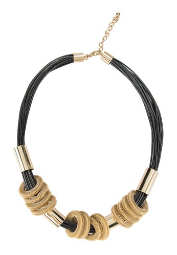 圓環飾項鍊,esprit 澳門 飾品配件, 項鍊
