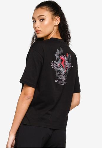 361° black Sports Life Short Sleeve T-shirt AF7C5AAAD29AA7GS_1