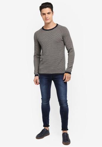 3a3ed9fa431bb2 Buy Selected Homme Lambert Crew Neck Pullover | ZALORA HK
