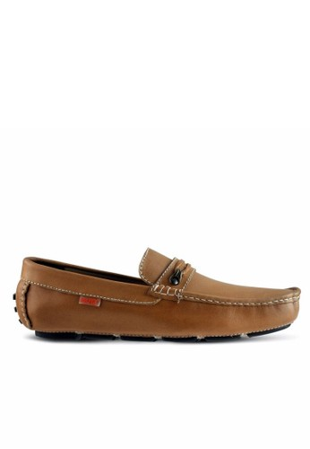 Sogno brown Moccasin Shoes GF.4108 694F5SH6A9547AGS_1
